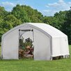 ShelterLogic 4m W x 3m D Commercial Greenhouse