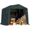 ShelterLogic Shelter Logic 10 x 10 Plastic Storage Shed