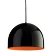 Riley Ave. Kara 1 Light Bowl Pendant