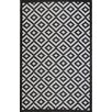 Riley Ave. Rylee Black Indoor/Outdoor Rug