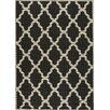 Riley Ave. Kaley Black/Cream Area Rug