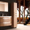 Devo Dynamic 172 x 30cm Wall Mounted Tall Bathroom Cabinet