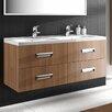 Devo Spirit 120 cm Self Rimming Sinks