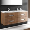Devo Spirit 120cm Double Vanity Set