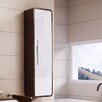 Devo Tulip 120 x 35cm Wall Mounted Tall Bathroom Cabinet