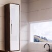Devo Swing 126 x 40cm Wall Mounted Tall Bathroom Cabinet