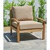 Willow Creek Designs Huntington Club Chair with Cushion