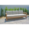 Willow Creek Designs Monterey Sofa with Cushion