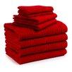 Cambridge Towel Company Cambridge Super Dry US Cotton 8 Piece Bath Towel Set