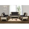 Living In Style Austin 3 Piece Living Room Set