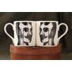 Peter Ibruegger Original Moustache 2 Piece Kit Mug Set