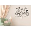 Cut It Out Wall Stickers Flutter by Butterfly Wall Sticker
