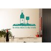 Cut It Out Wall Stickers In Wine There Is the Truth Wall Sticker