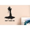 Cut It Out Wall Stickers Don't Wake Me Wall Sticker