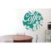 Cut It Out Wall Stickers Coffee Beans Sign Wall Sticker