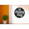 Cut It Out Wall Stickers Oh Happy Day Wall Sticker