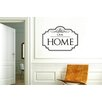 Cut It Out Wall Stickers Our Home Classic Sign Wall Sticker