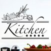Cut It Out Wall Stickers Five Star Kitchen Sign Wall Sticker