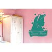 Cut It Out Wall Stickers Personalised Cute Girls Room Sign Wall Sticker