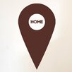 Cut It Out Wall Stickers Home Pin Head Marker Wall Sticker