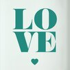 Cut It Out Wall Stickers L O V E Door Room Wall Sticker