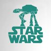 Cut It Out Wall Stickers Star Wars Walker Door Room Wall Sticker