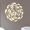Cut It Out Wall Stickers Flower Petal Pattern Wall Sticker