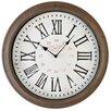 EMDÉ Shabby Elegance Oversized 50 cm Round Clock