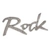 EMDÉ Rock Strass Wall Décor