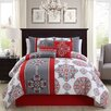 Elight Home 7 piece Comforter Set