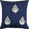 Welspun Spun Threads with a Soul® August Moon Handcrafted Throw Pillow