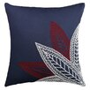 Welspun Spun Threads with a Soul® Petals Handcrafted Throw Pillow