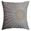 Welspun Spun Threads with a Soul® Spring Sun Handcrafted Throw Pillow
