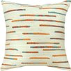 Welspun Spun Threads with a Soul® Tangerine Dream Handcrafted Throw Pillow