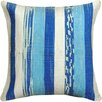 Welspun Spun Threads with a Soul® Maritime Handcrafted Throw Pillow
