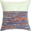 Welspun Spun Threads with a Soul® Midnight Merlot Handcrafted Throw Pillow