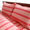 Welspun Amy Butler Sari Bloom 300 TC Organic Cotton Sheet Set