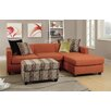 Infini Furnishings Reversible Chaise Sectional