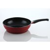"Flamekiss 12"" Non-Stick Aluminum Wok with Lid"