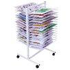 Classroom Innovations LLC Mobile Art Drying Rack