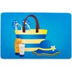 Island Girl Home Summer Fashion Floor Mat