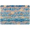 Island Girl Home Shell Mosaic Floor Mat