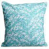 Island Girl Home Jamaican Jungle Throw Pillow