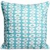 Island Girl Home Doughnuts Throw Pillow