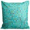 Island Girl Home Diamonds Confetti Throw Pillow
