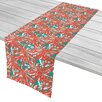 Island Girl Home Palm Springs Coral Table Runner