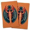 Island Girl Home Hand Towel (Set of 2)