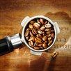 Pro-Art Glasbild Kaffee Arabica II, Kunstdruck