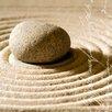 Pro-Art Glasbild Balance I, Kunstdruck