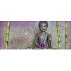 Pro-Art Glasbild Zen Garden II, Kunstdruck
